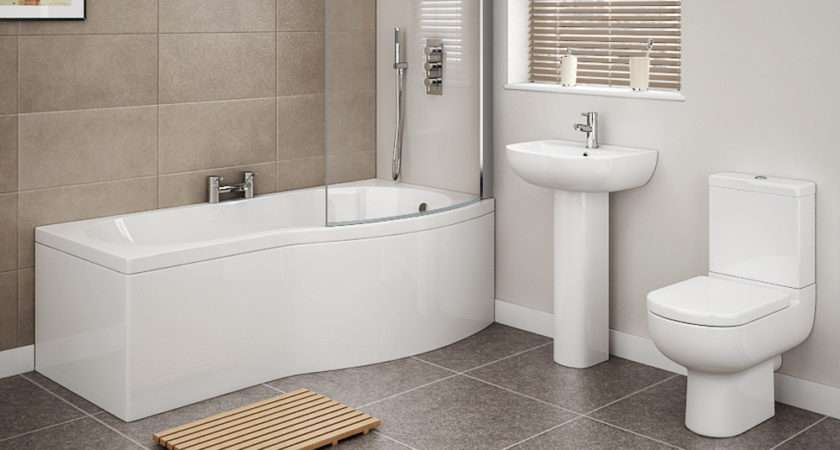 Cruze Piece Modern Bathroom Suite Now Victorian