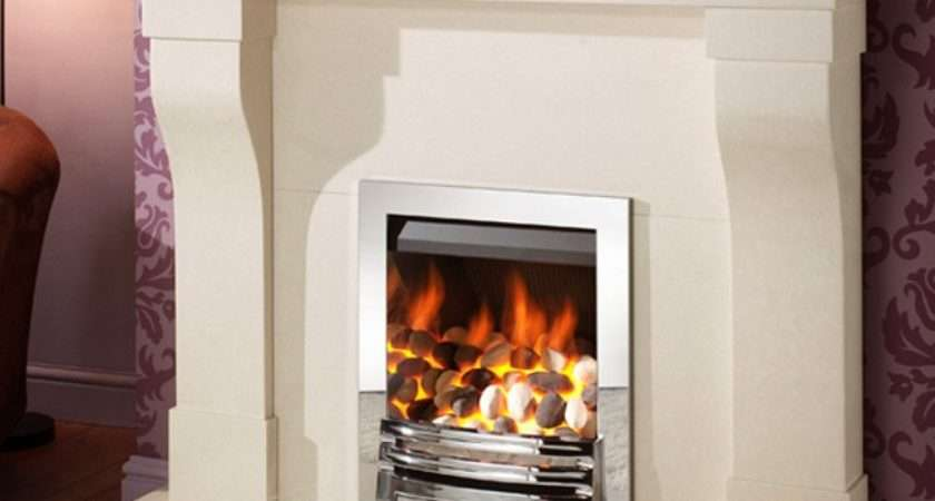 Crystal Fires Gem Inset Gas Fire Direct Fireplaces