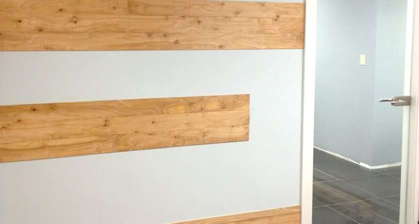 Cuban Coffee Inexpensive Wood Feature Wall