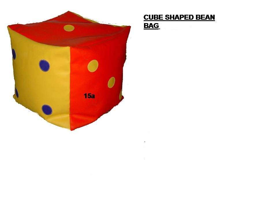 Cube Bean Bag Shopping Kids Room Cre Ive Gifts