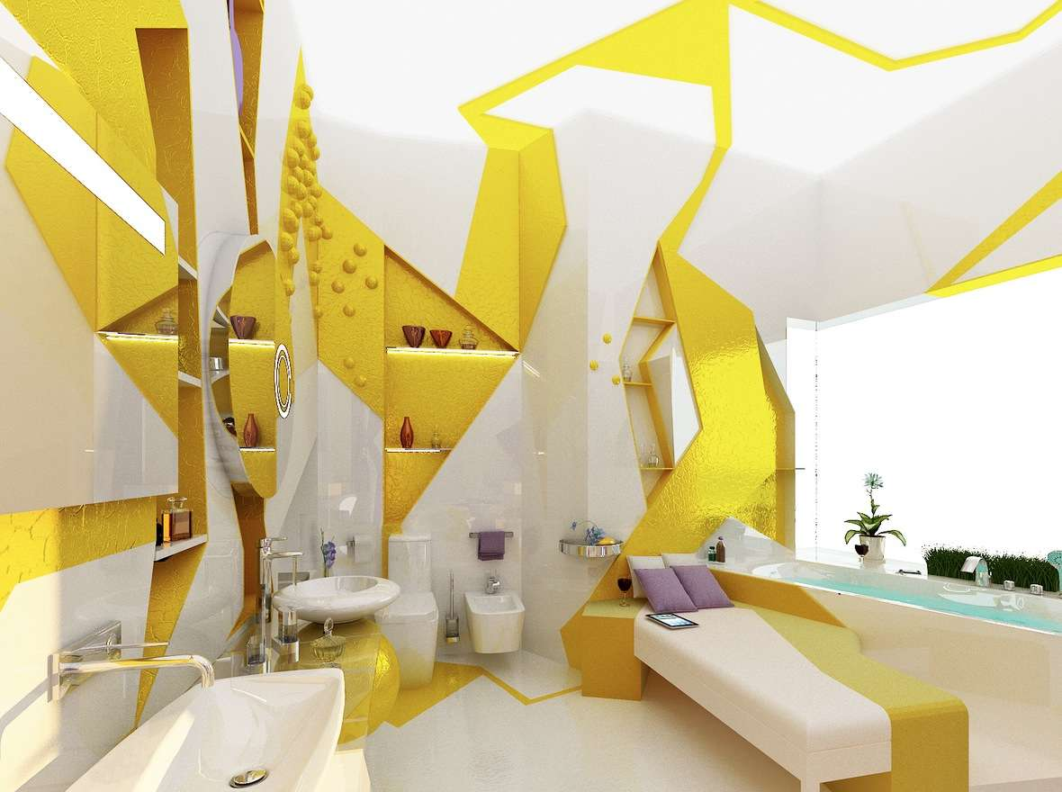 Cubism Interior Design