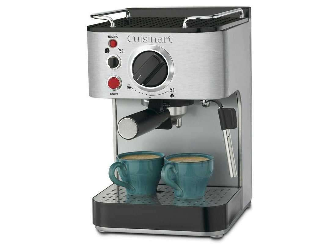 Cuisinart Espresso Machine Coffee