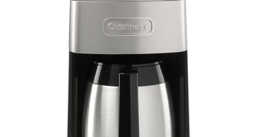 Cuisinart Grind Brew Automatic Coffee Machine