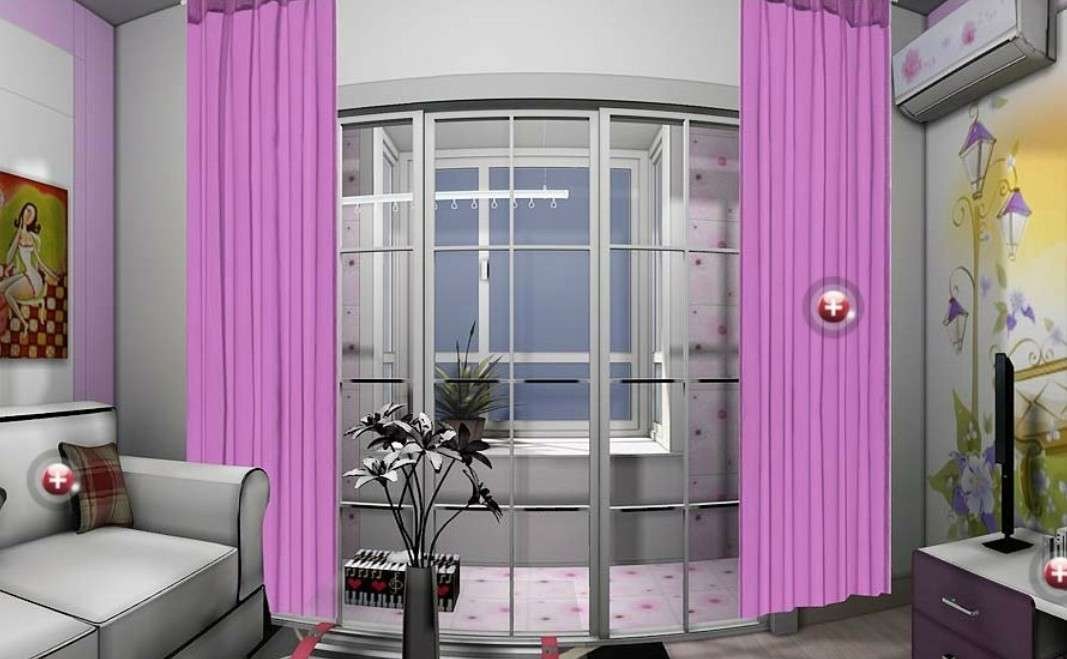 Curtain Designs Living Room Design