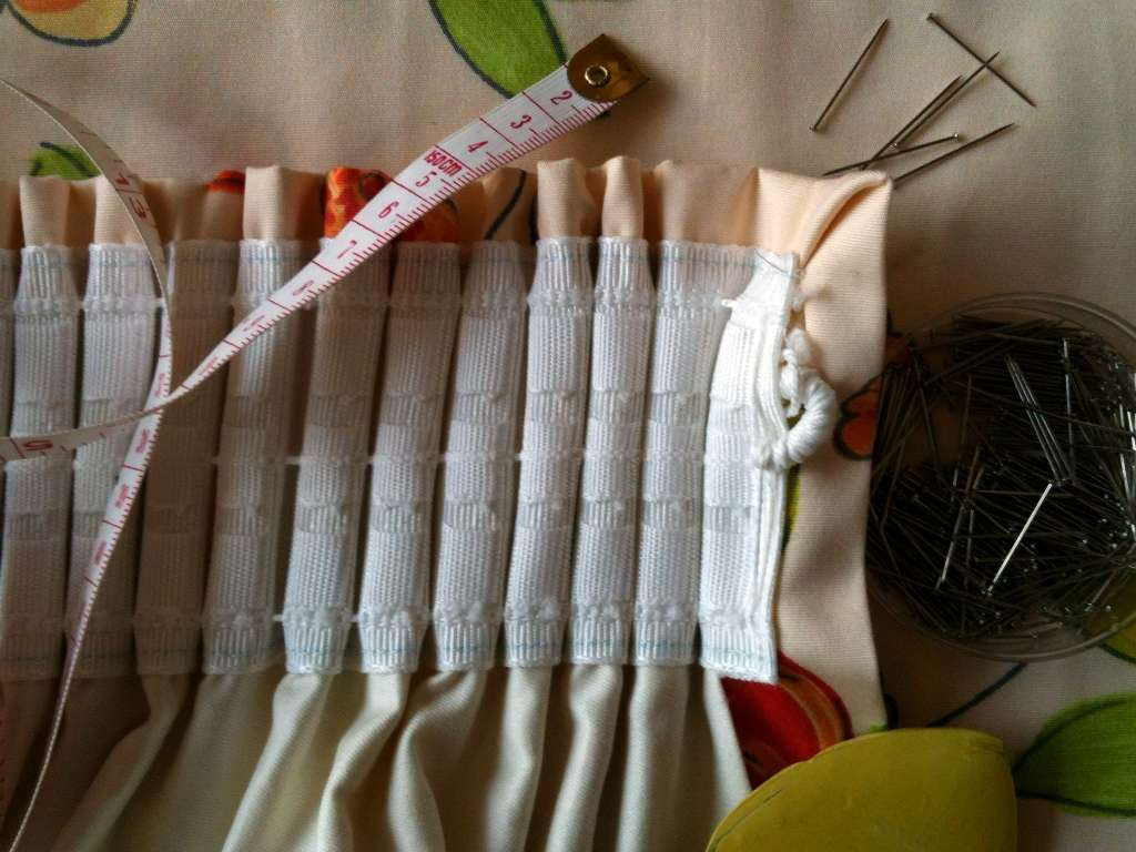 Curtain Making Roman Blinds