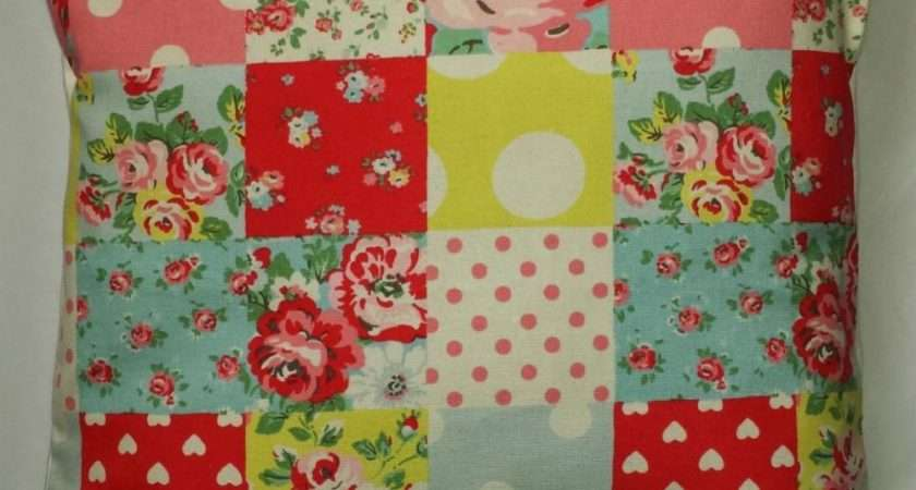 Cushion Cover Cath Kidston Patchwork