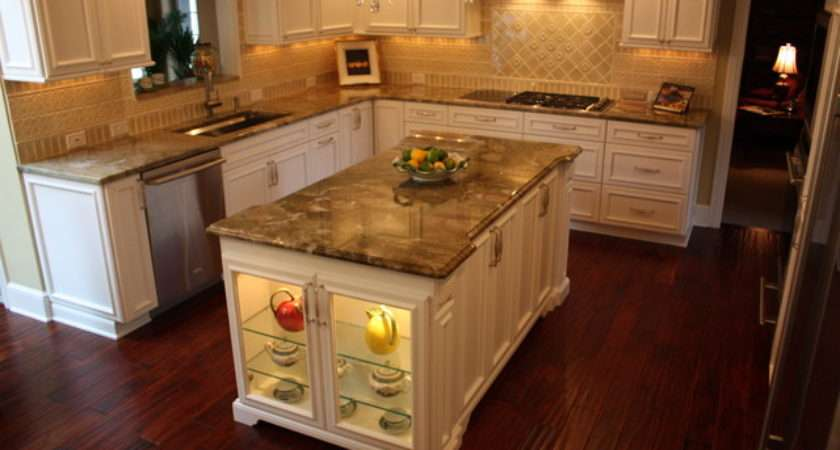 Custom Kitchen Island Traditional Cleveland