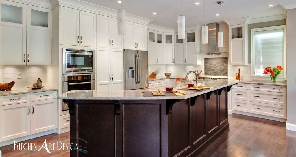Custom Kitchens Kitchen Art Design