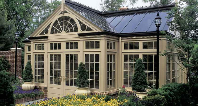 Custom Pool House Conservatory Design Tanglewood