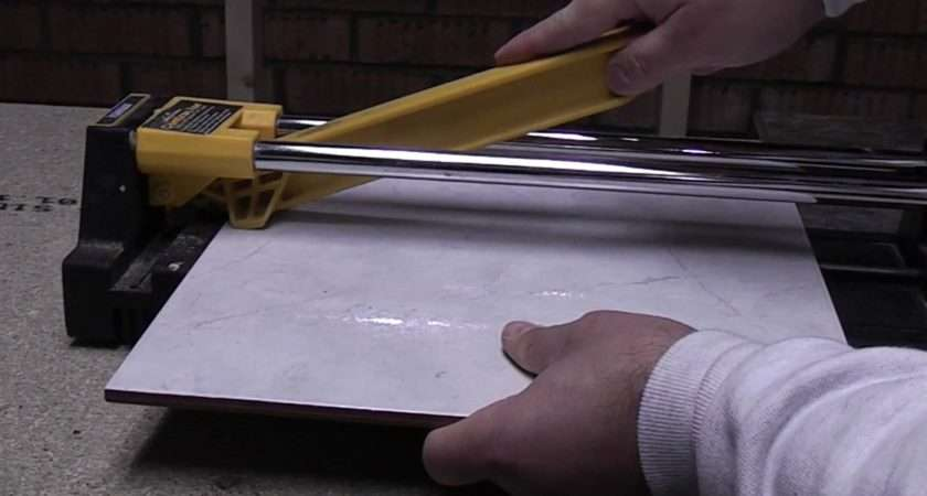 Cut Ceramic Floor Wall Tile Cutter