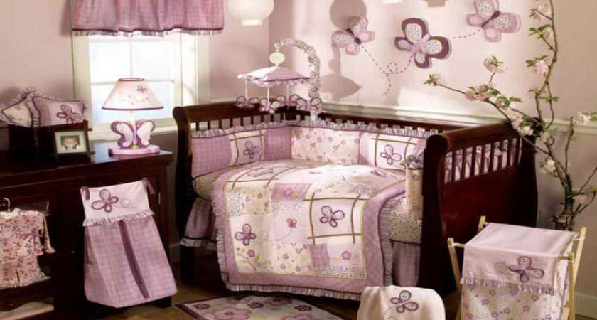 Cute Baby Rooms Design Decoration