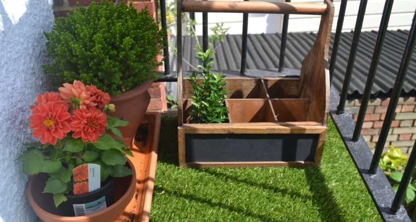 Cute Balcony Garden Ideas Interiors Design