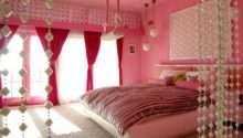 Cute Girly Bedroom Interior Design Home Ideas