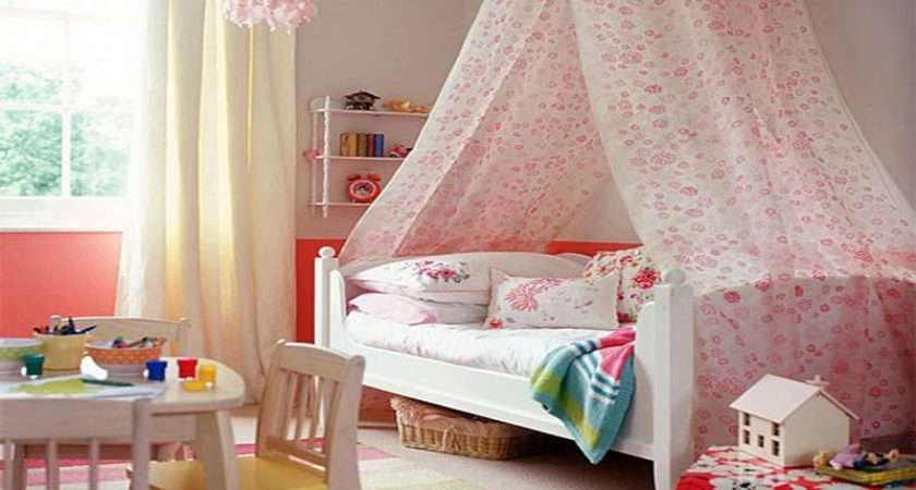 Cute Little Girl Room Decorating Ideas