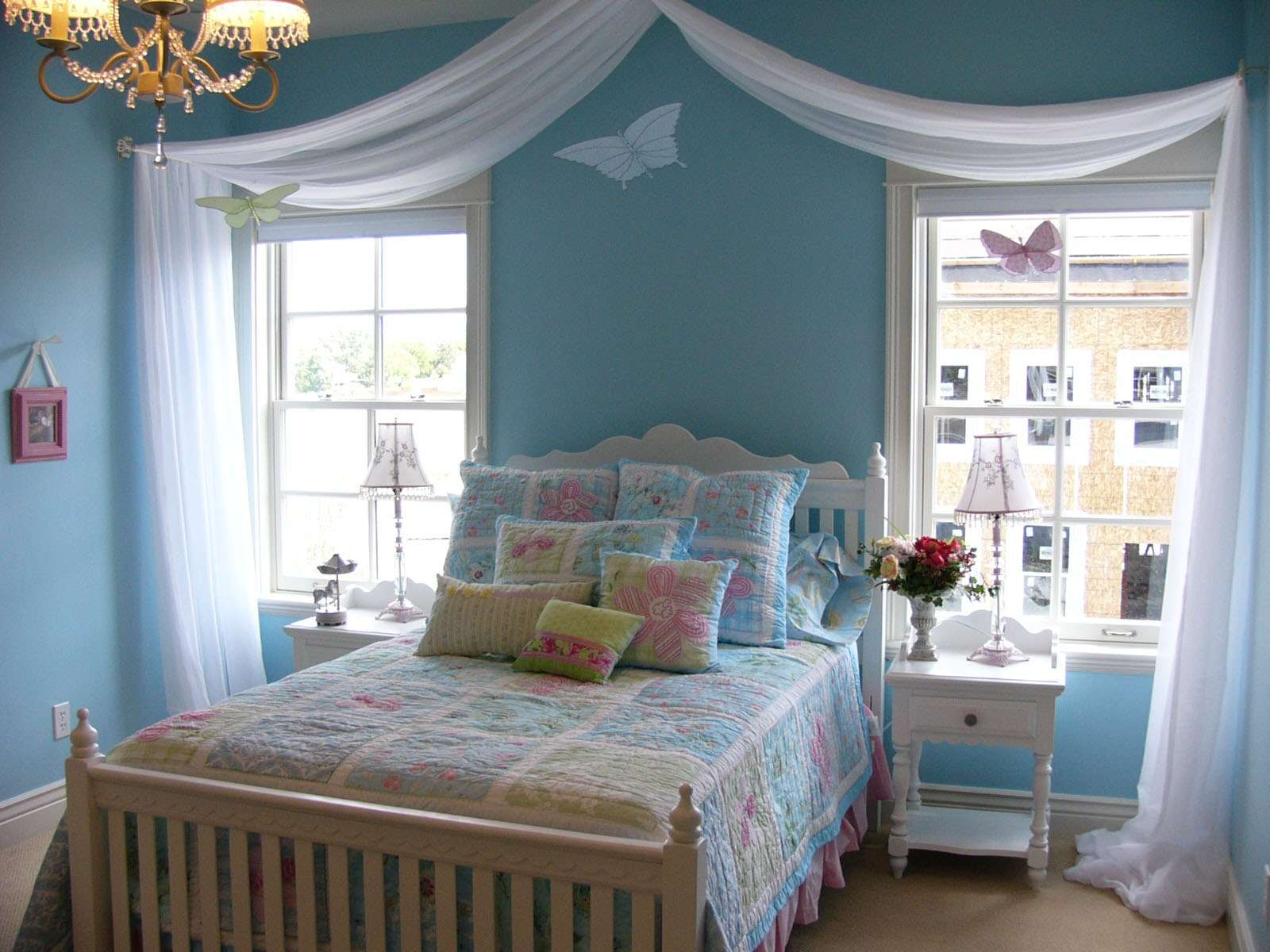 Cute Nursery Theme Ideas Baby Girl Room Design