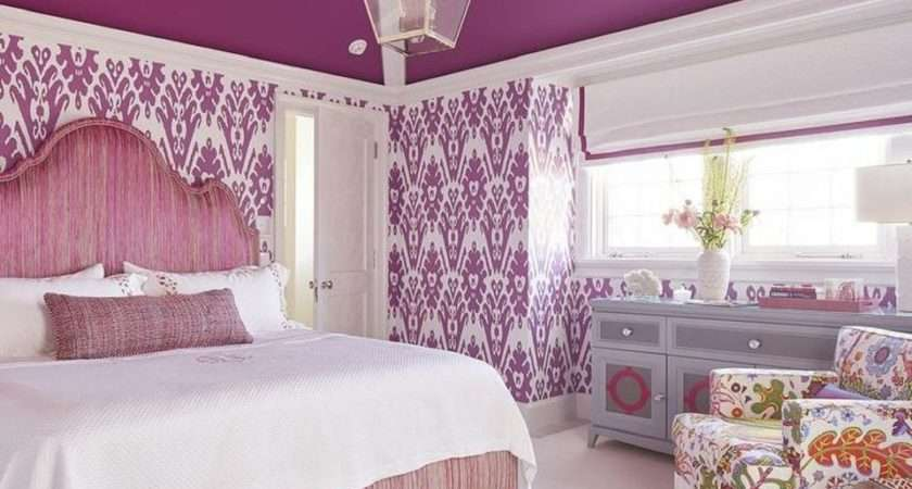 Cute Purple Bedroom Ideas Adults Easy Decorate