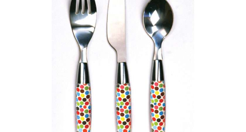 Cutlery Set Ensure Clean Plate These Pretty Sets