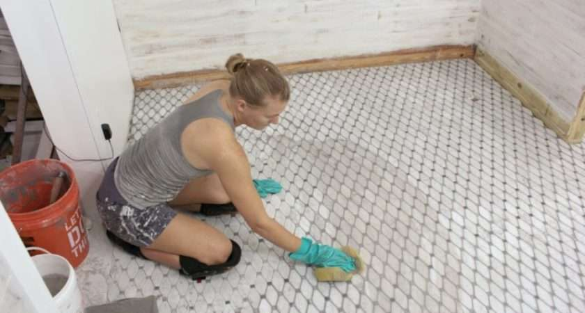 Cutting Grouting Sealing Marble Tile Tips