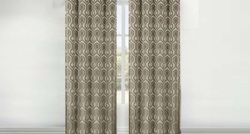 Cyber Eyelet Curtains Grand Atelier