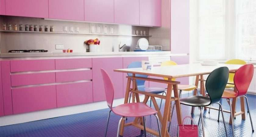 Dalsouple Purple Rubber Flooring Crumpler Kitchen Materials