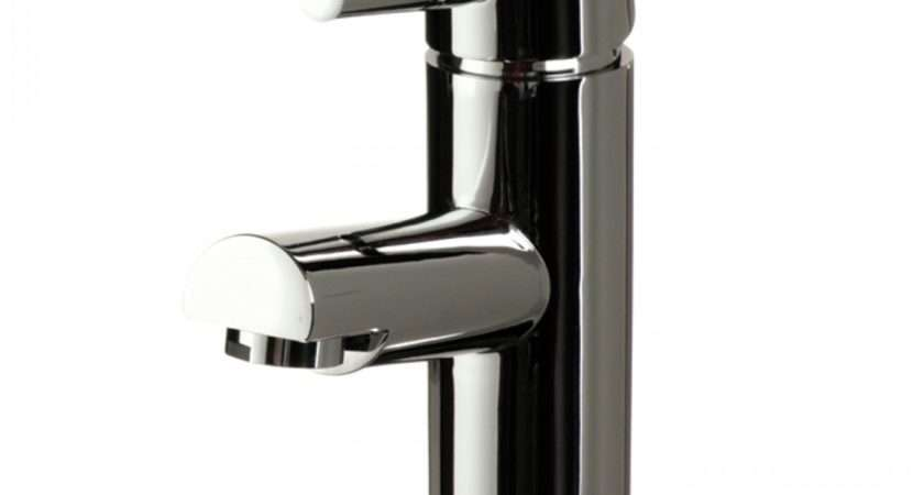 Dalton Mono Basin Mixer Tap Push Waste Shower