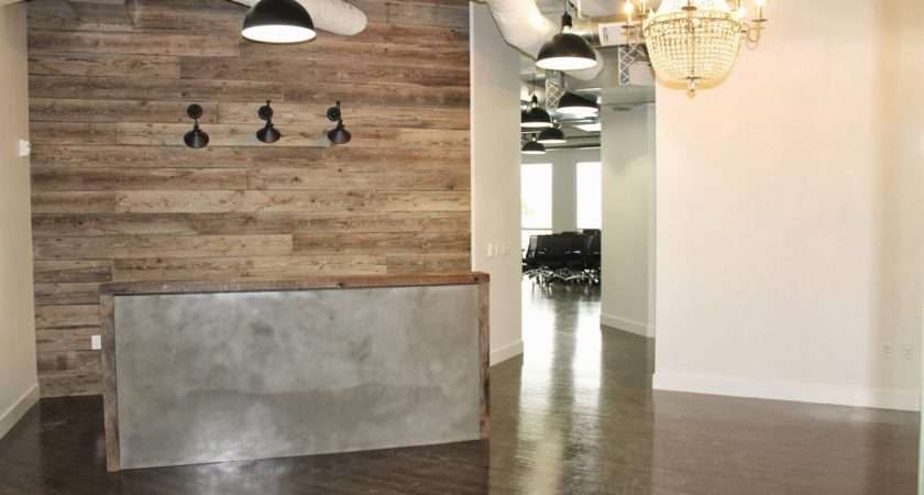 Daly Designs Jane Office Project Rustic Modern Design