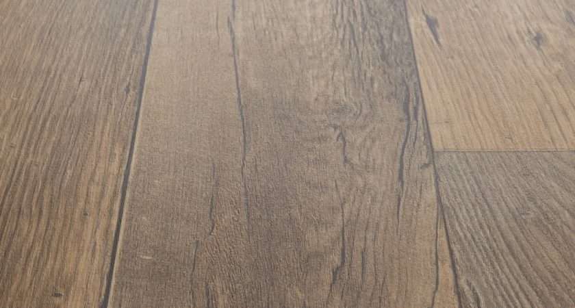 Dark Wood Effect Vinyl Floor Tiles Flooring