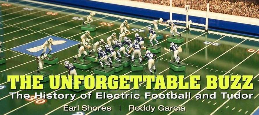 Day Nominate Electric Football Induction Into Toy