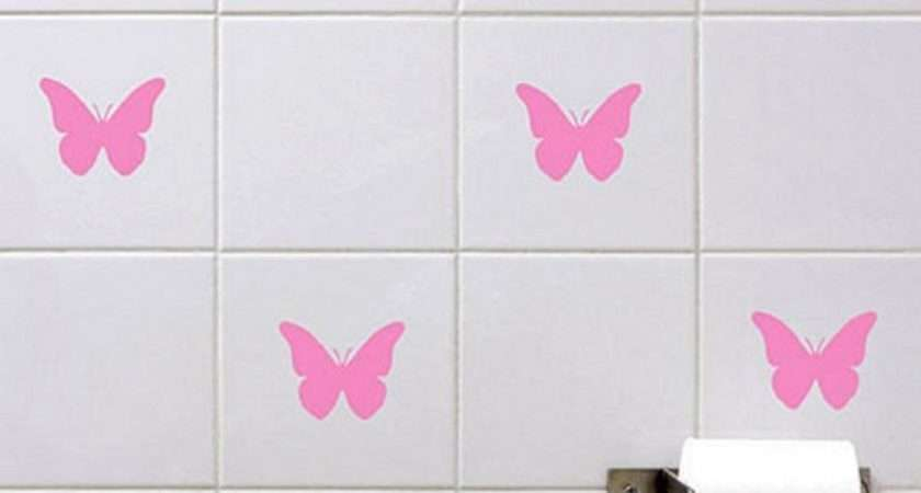 Decals Bathroom Tiles Kitchen