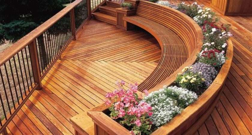 Deck Design Ideas Home Garden Architecture