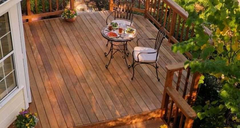 Deck Ideas Small Yards Joy Studio Design