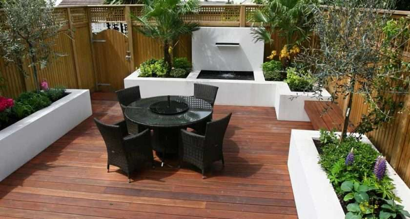 Decking Techniques Ultimate Garden Makeover