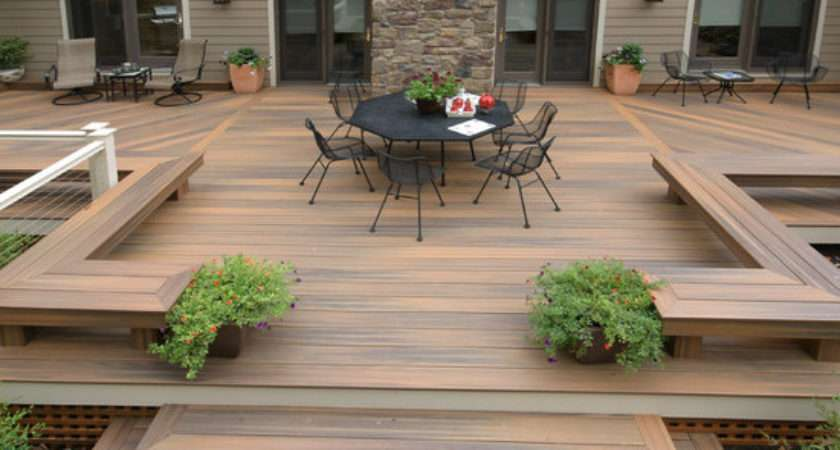 Decks Home Gardening Ideas