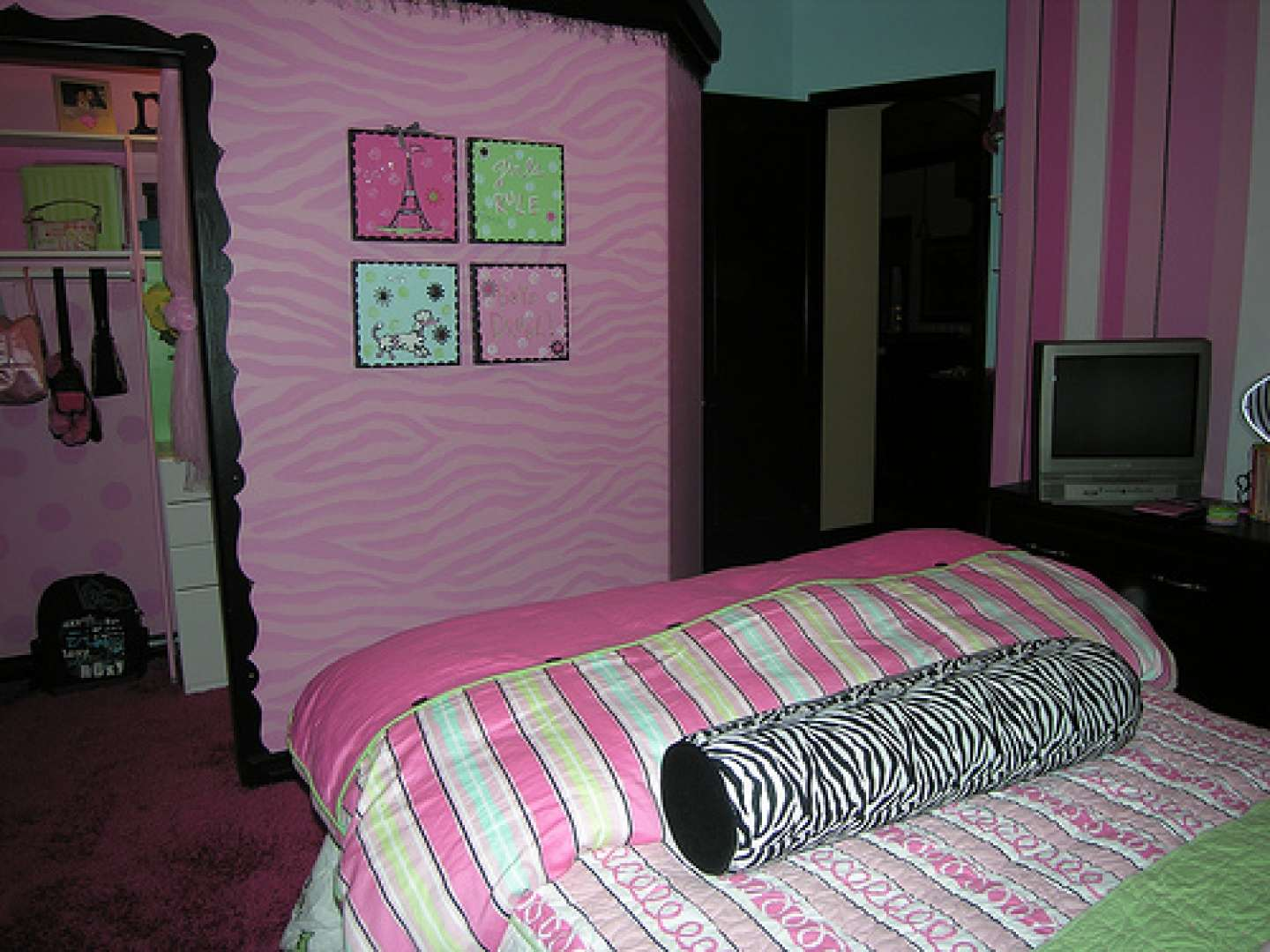 Decor Decorating Ideas Girls Room Houses Interior