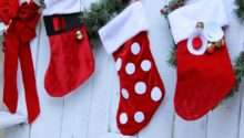 Decorate Christmas Stocking Kids Tos Diy