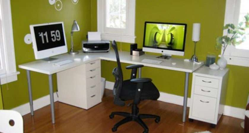 Decorate Home Office Budget