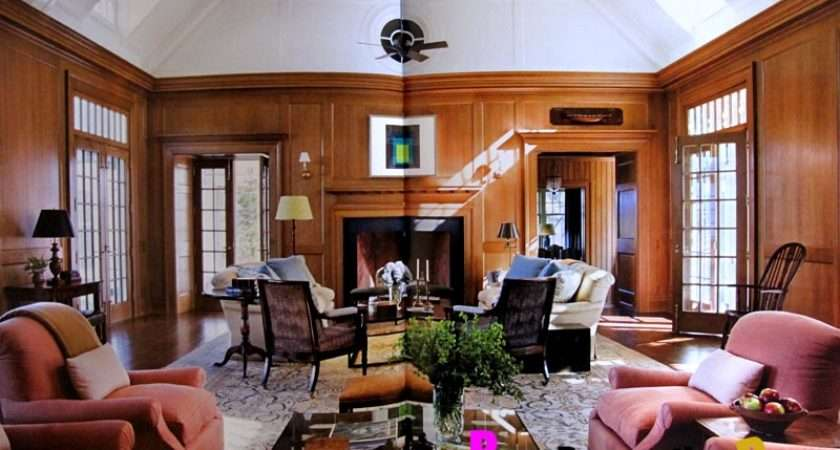 Decorate Wood Paneling