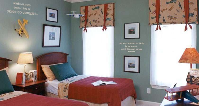 Decorate Your Boy Bedroom Special Theme
