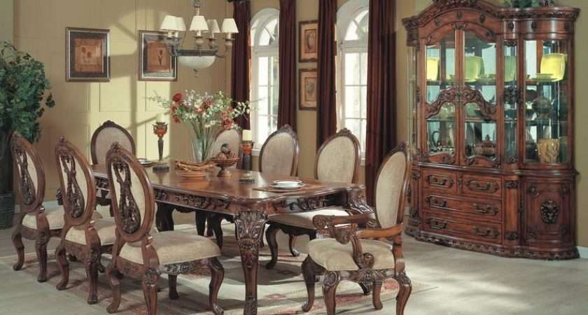 Decorate Your Dining Room French Country Chairs