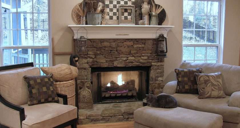 Decorate Your Mantel Winter Interior Design Styles Color