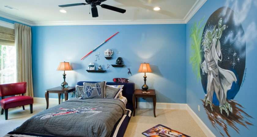 Decorating Ideas Boys Bedrooms Home