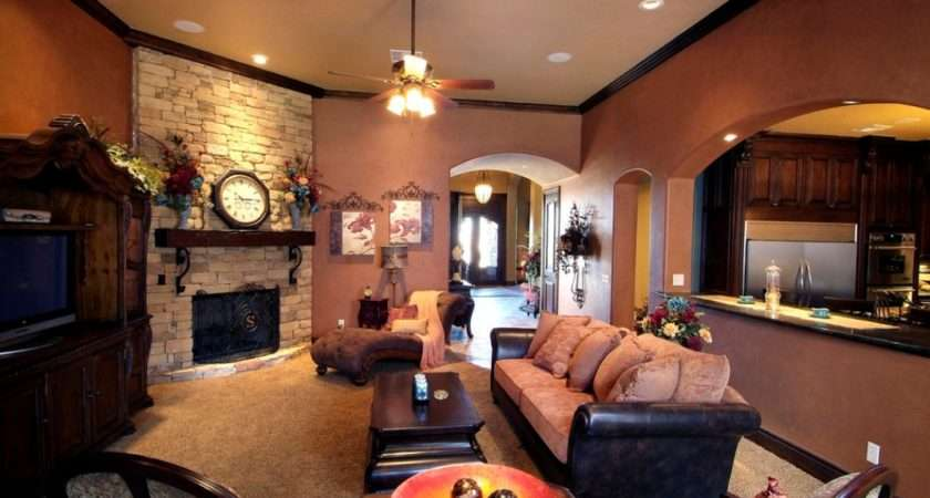 Decorating Ideas Paint Color Living Room Nice Inspiration