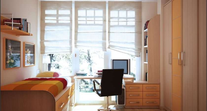 Decorating Ideas Small Bedrooms
