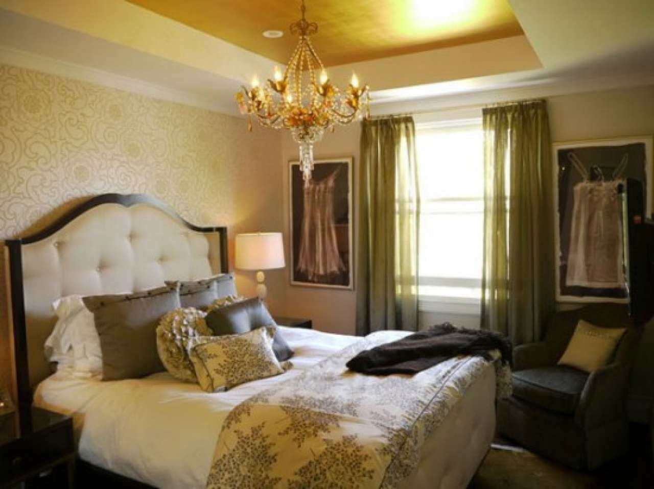 Decorating Master Bedroom Ideas Design