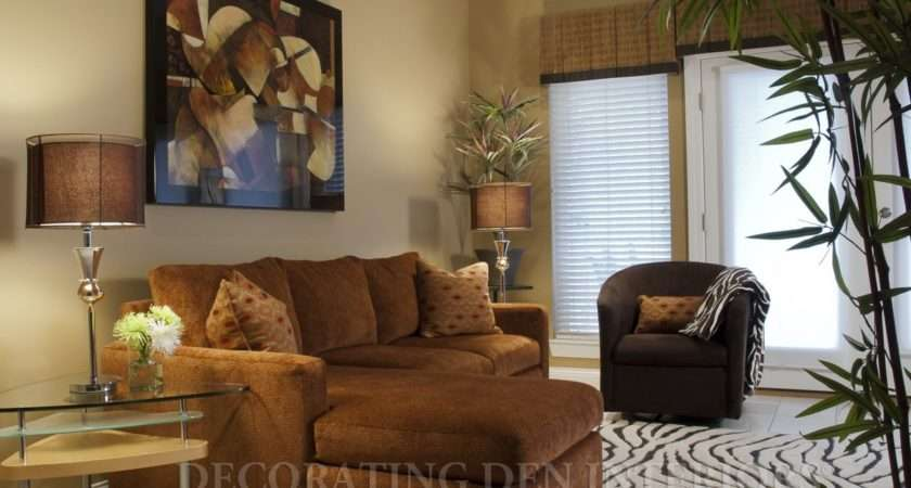 Decorating Solutions Small Spaces Den Interiors