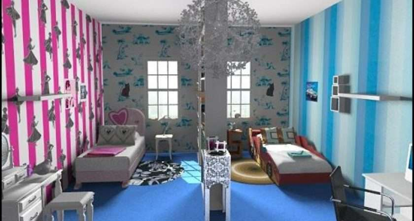 Decorating Theme Bedrooms Maries Manor Shared
