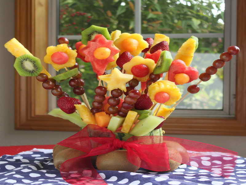 Decoration Fruit Table Ideas
