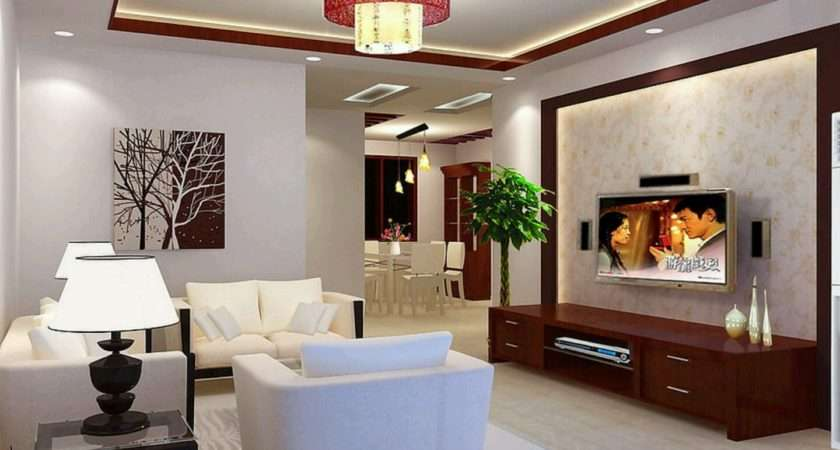 Decoration Living Rooms Ceiling Designs Ideas Modern Home