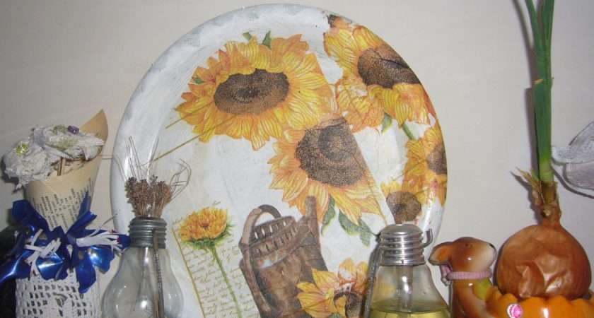 Decoupage Diy Crafts Ideas Recycled