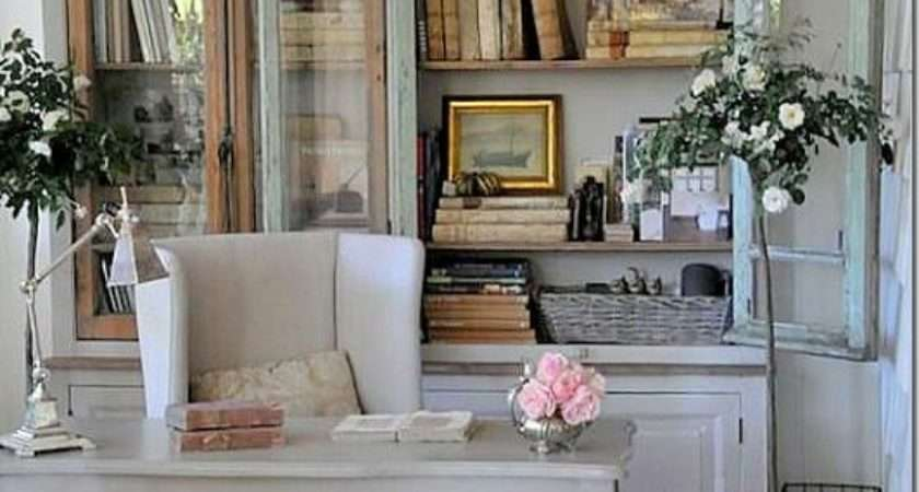 Delightful Shabby Chic Interior Design Ideas